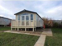 Caravan to rent at havens reighton sands near filey