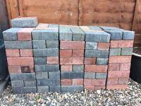 Brick Sets approx 6 square metres