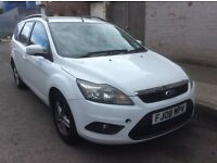 Ford Focus 1.8 tdci zetec estate alloys 2008