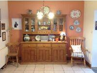 Kitchen Dresser, Farmhouse-style