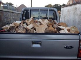 Quality Firewood Logs Delivered