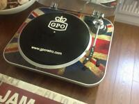 Jam turntable ( record player) only £35