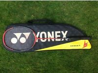 Yonex Voltric Z-Force 2 - Lin Dan II - Badminton Racket (Red)