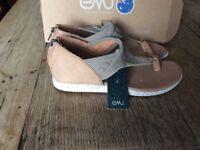 EMU sandles, size 5