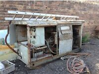 PERKINS DIESEL GENERATOR 75 KVA ?? NOT BEEN USED FOR A FEW YEARS