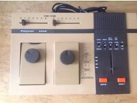 Polycon 4002 Video game. Vintage