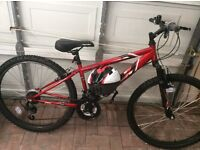 Apollo Feud Mountain bike ridden three times only like brand new!