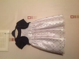 Like New Condition - Girls Party Dress - Age 2-3