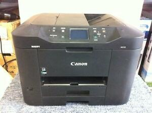 Canon Maxify MB2320 Wireless Inkjet Small Office All-in-One Printer (No Ink cartridge)