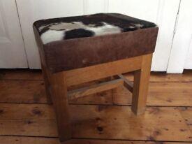 A bespoke stool