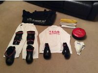 Tae Kwon Do - Bag and Suit items