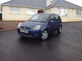 2008 Ford Fiesta 1.4 TDCi Zetec Blue Edition 5dr ++++ £30 road tax ++++