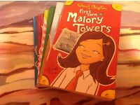Malory Towers Books (all 6)