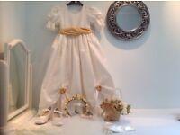BRIDESMAID, FLOWER GIRL OR DRESS-UP DRESS