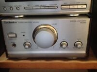 Technics mini Hi if system