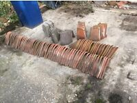 Roofing tile fittings
