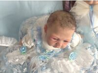 Large and heavy reborn doll