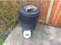 Composter wormery