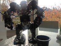 Wonderful Robosapien Chrome Robot
