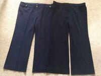 JOBLOT - Womens Trousers Size 18 Short