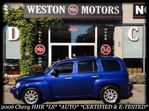 2006 Chevrolet HHR LS* AUTO* CERT & E-TESTED* NEW TIRES