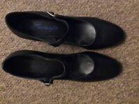 Capezio ladies character shoes