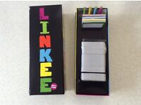 Linkee game - only used once
