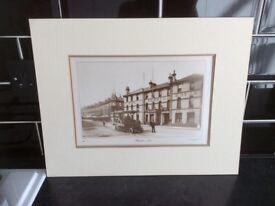 GERSTON HOTEL ,PAIGNTON 1907