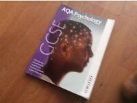 AQA Psychology GCSE textbook