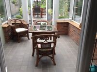 Daro Ancona 3 piece breakfast table and chairs