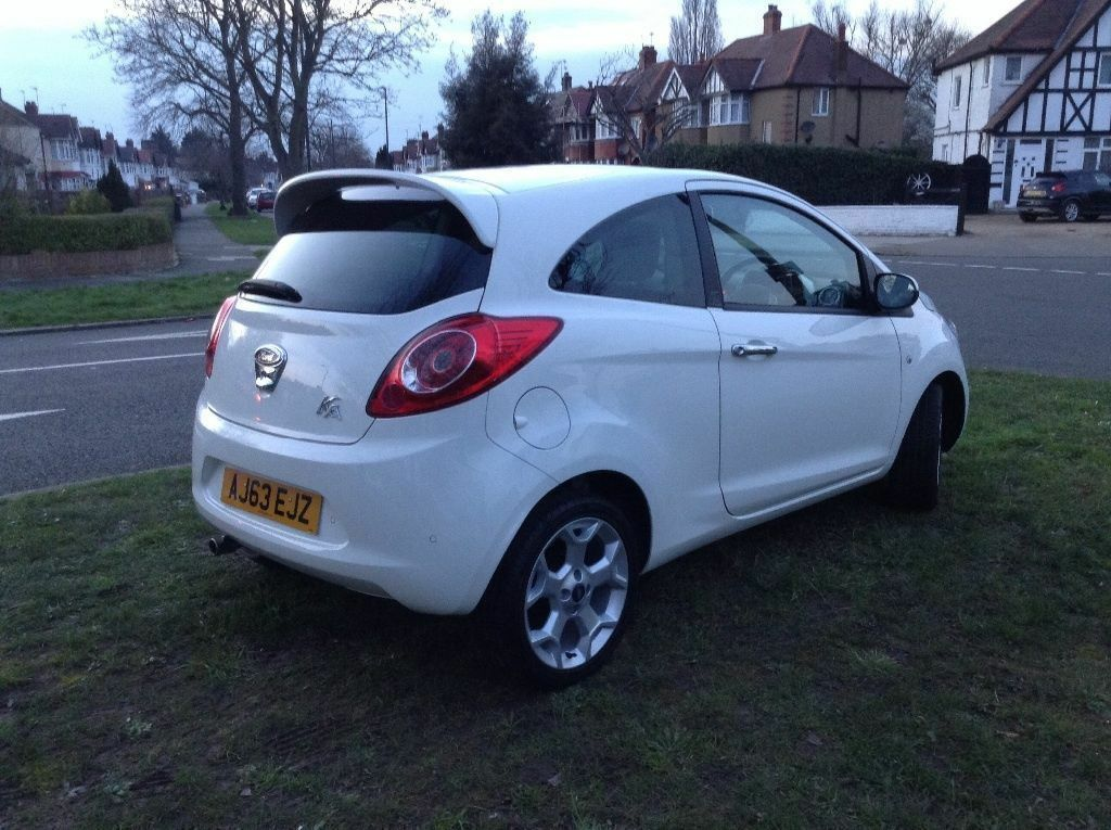 ford ka titanium 2014 only 4700 in harrow london gumtree. Black Bedroom Furniture Sets. Home Design Ideas