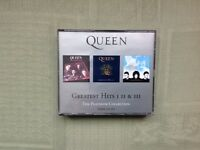 Queen - Greatest Hits I , II , III The Platinum Collection
