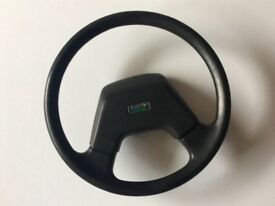 Austin Metro / Maestro steering wheel