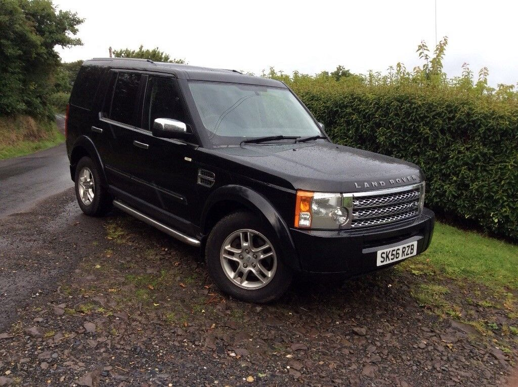 discovery 3 2006 4x4 jeep may take trade in not vw ford bmw x5 ml320 7 seats recovery l200. Black Bedroom Furniture Sets. Home Design Ideas
