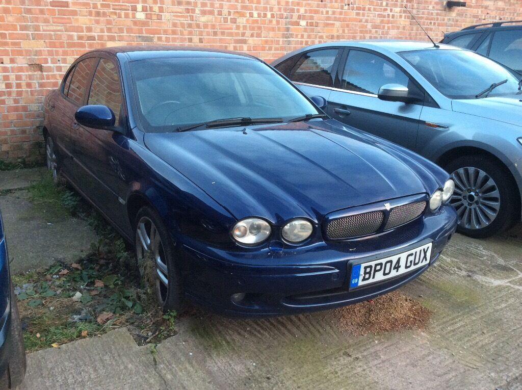 Jaguar x type diesel starting problems