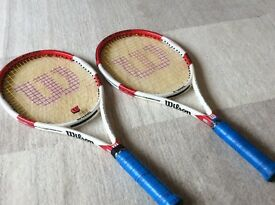 Wilson Tennis Rackets for sale