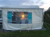 ORMNSTOR SAFARI RESIDENCE AWNING FOR MOTOR HOME ( APPROX 4MTR X 2.5MTR)