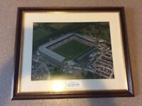 PAFC champions framed picture