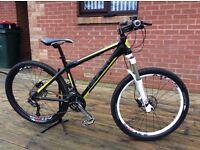 "Ghost SE9000 Hardtail Custom Build 17.5"" Mountain Bike"