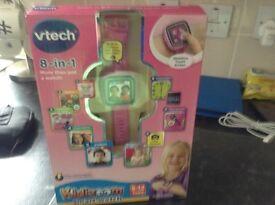 Vtech pink watch