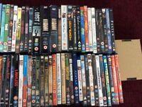 71 dvds all genres