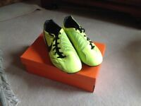 Nike T90 Football boots size 8 adult