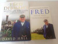 FRED DIBNAH BOOKS 2 for £3.50