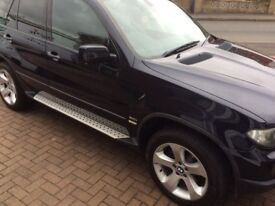 BMW X5 3.0i mint best available 90k full Bmw history faultless drives like new 1 previous owner