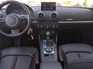 2015 Audi A3 2.0T Komfort quattro - LOWEST PRICE IN THE PROVINCE Kitchener / Waterloo Kitchener Area image 4