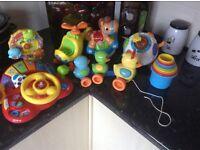 Preschool baby toys bundle