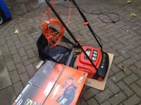 Black&Decker lawn rake B/DGD 600W