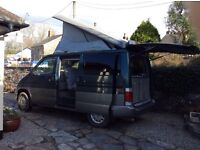 Mazda Bongo pop up roof 1997 rear kitchen , automatic, diesel, mot Aug, inspection welcomed