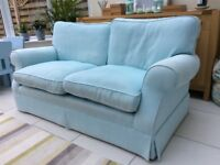 Laura Ashley 2 seat sofa, only 2 yrs old