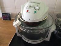 Andrew James White Halogen Oven